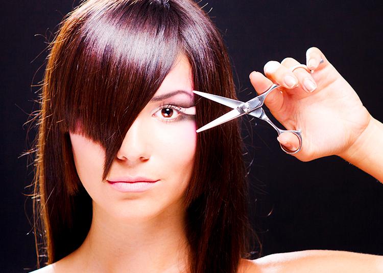 Revistas de meios do cabelo de finura perfeito