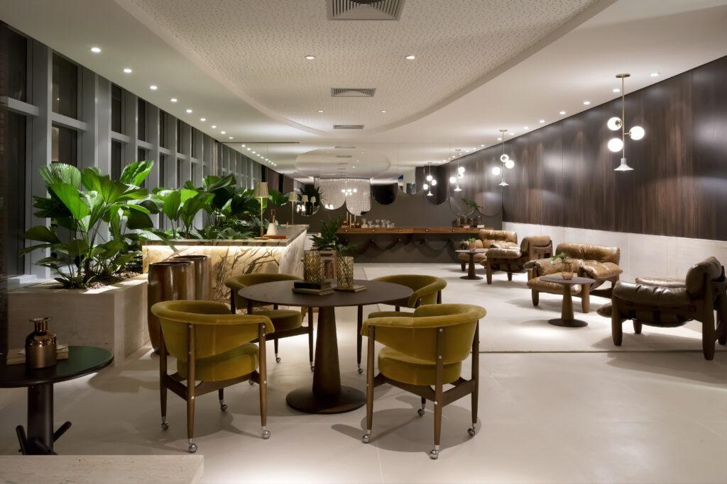 Lobby de entrada  - Adriana Mundim e Fernando Galvão 4