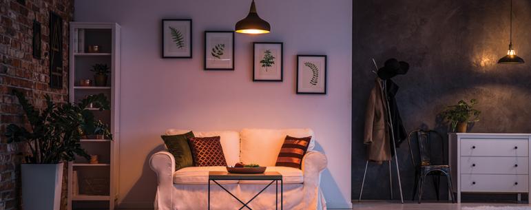 Transforme os ambientes de casa com luminárias cheias de estilo