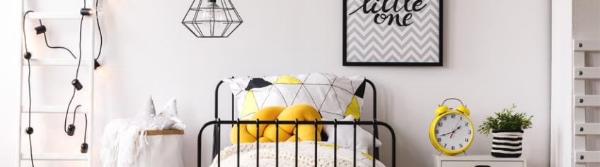 Dicas para decorar o quarto com estilo