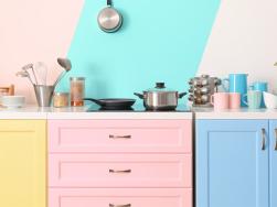 Móveis indispensáveis para uma cozinha mais organizada
