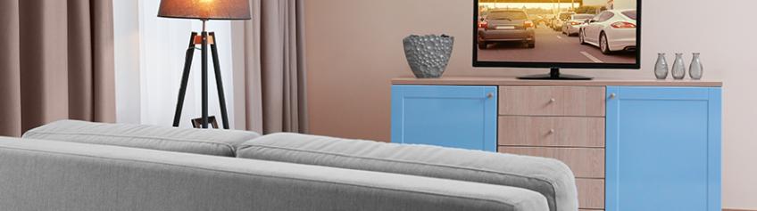 Qual é a distância ideal entre o sofá e a TV?