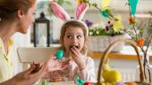 DIY: receitas de ovos de Páscoa recheados para saborear com a família