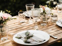 Dicas para fazer uma mesa posta simples e bonita
